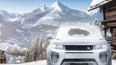 LandRover Winter
